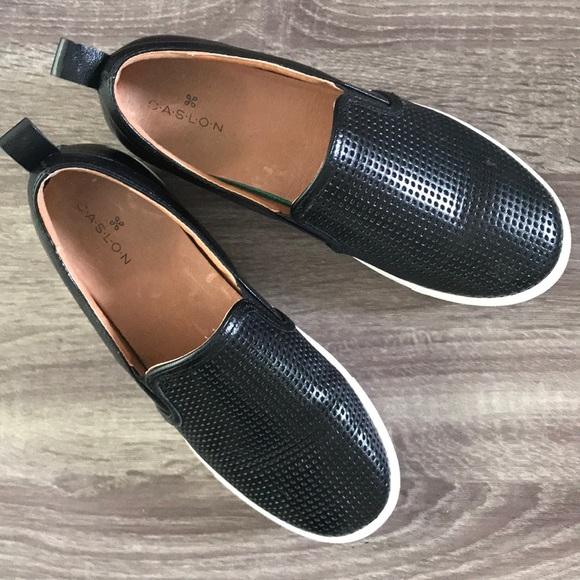 Nordstrom Shoes | Caslon Black Slip Ons